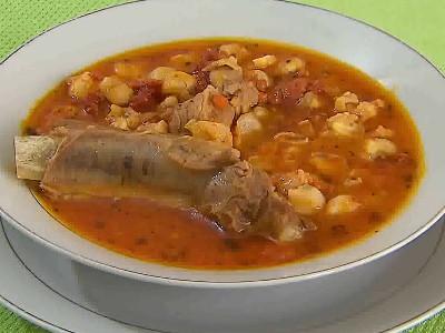 Recetas de cocina ecuatoriana mote pata